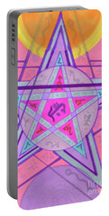Ace Of Solomon Portable Battery Charger