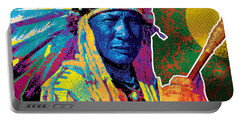 Aceca Indian Chief Portable Battery Charger