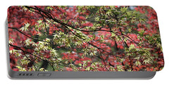 Acer Leaves In Spring Portable Battery Charger