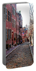 Acorn Street Beacon Hill Portable Battery Charger