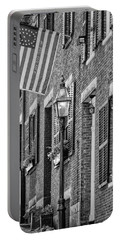 Acorn Street Details Bw Portable Battery Charger