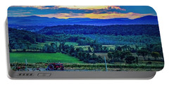 Portable Battery Charger featuring the photograph Adirondack Country by Kendall McKernon