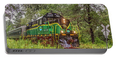 Adirondack Scenic Rr Engine 1845 Portable Battery Charger