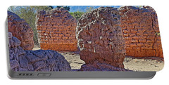Adobe Walls Portable Battery Charger