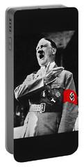 Adolf Hitler Ranting 1  Portable Battery Charger