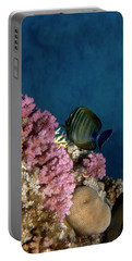 Adorable And Beautiful Red Sea Portable Battery Charger