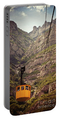 Aeri De Montserrat Portable Battery Charger