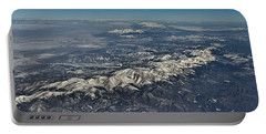Portable Battery Charger featuring the photograph Aerial 3 by Steven Richman
