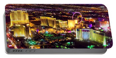 Aerial Las-vegas Portable Battery Charger