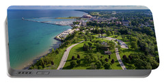 Aerial Of Port Washington Portable Battery Charger
