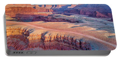 aerial view of Colorado RIver canyon Portable Battery Charger