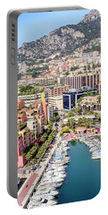 Aerial View Of Monaco Portable Battery Charger