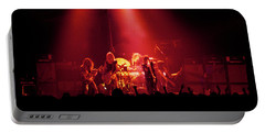 Aerosmith Portable Battery Charger by Kevin Cable