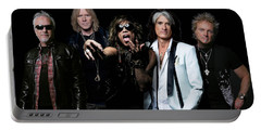 Aerosmith Portable Battery Charger by Sean