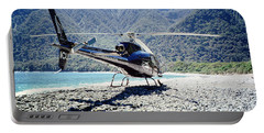 Aerospatiale Ecureuil 350, New Zealand Portable Battery Charger by Wernher Krutein