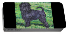 Affenpinscher Portable Battery Charger