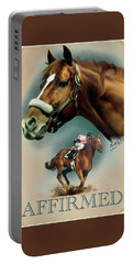Affirmed With Name Decor Portable Battery Charger