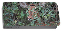 Africa - Animals In The Wild 4 Portable Battery Charger