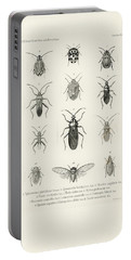 African Bugs And Insects Portable Battery Charger