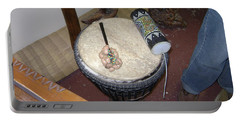 African Drum Portable Battery Charger