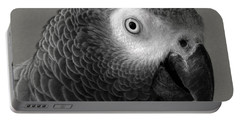 African Gray Portable Battery Charger