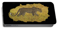 African Leopard 7 Portable Battery Charger