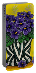 African Queen Portable Battery Charger