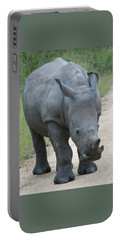 African Rhino Portable Battery Charger