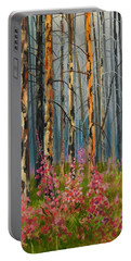 After Forest Fire Portable Battery Charger