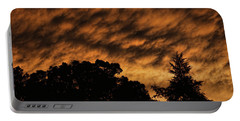 After Storm Sunset Portable Battery Charger