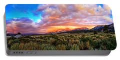 After The Storm Panorama Portable Battery Charger