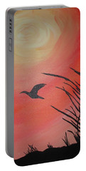 Afternoon Flight Portable Battery Charger