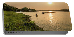 Afternoon Huong River #2 Portable Battery Charger