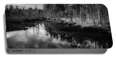Afternoon Photo At Franklin Parker Preserve Portable Battery Charger