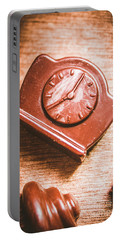 Afternoon Tea Time Portable Battery Charger