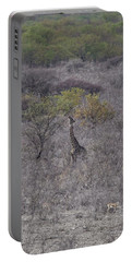 Afternoon Treat Portable Battery Charger by Ernie Echols