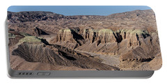 Portable Battery Charger featuring the photograph Afton Canyon by Jim Thompson