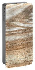 Portable Battery Charger featuring the photograph Ag Brushstrokes 3 by Jerry Sodorff