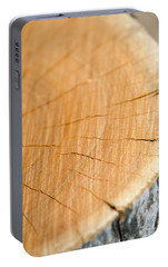 Portable Battery Charger featuring the photograph Against The Grain by Christina Rollo