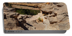 Agate Bridge - Petrified Forest National Park Portable Battery Charger