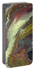 Agate Waterfall Portable Battery Charger