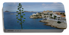 Agave At Corniche Portable Battery Charger