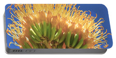 Agave Bloom Portable Battery Charger