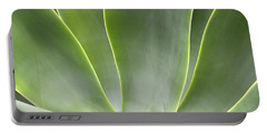 Agave Leaves Portable Battery Charger