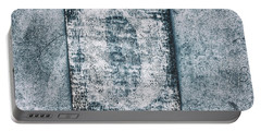 Aged Wall Study 3 Portable Battery Charger