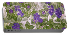 Ageratum Portable Battery Charger