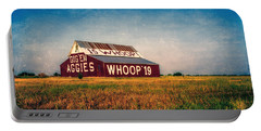 Aggie Barn 2015 Portable Battery Charger