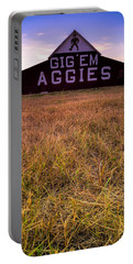 Aggie Land Portable Battery Charger