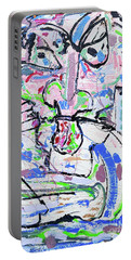 #ai #artificialintelligence Research #art #about #for #bridge To #humans Portable Battery Charger