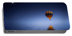 Air Ballon Portable Battery Charger by Bess Hamiti